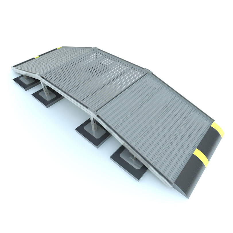 RTSCOR Rooftop Crossover Access Ramp