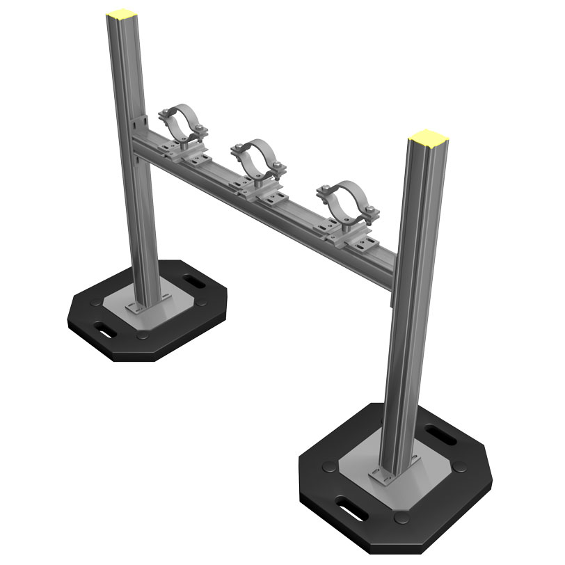 RTSHDPS: Heavy Duty Pipe, Duct, and Equipment Supports
